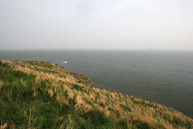 The coast from Inchcolm