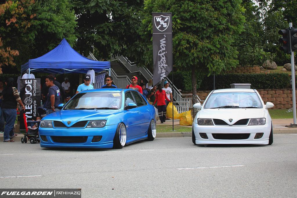 Proton Waja | SCRAPPINLOW Vol  2 Putrajaya 2014  | Fuelgarden