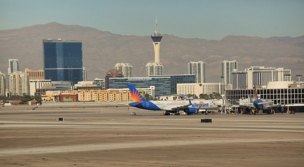 Cl Las Vegas >> Mccarran International Airport Concourse A Las Vegas Cl