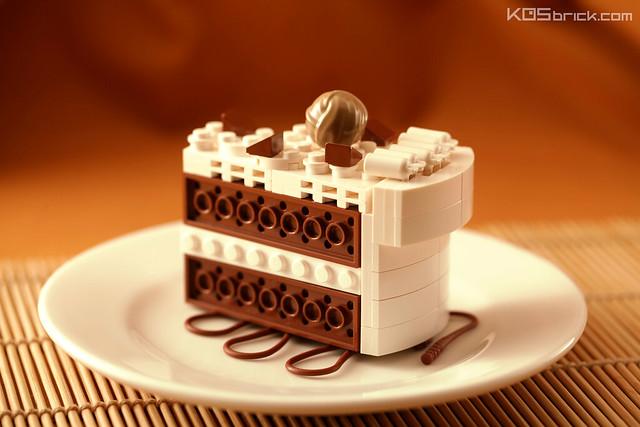 Chocolate & Butter Cream Cake