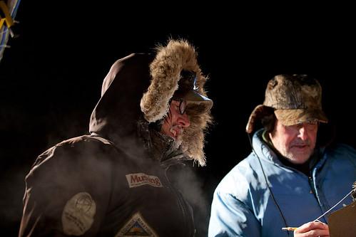 Yukon Quest 2011 - Dawson City
