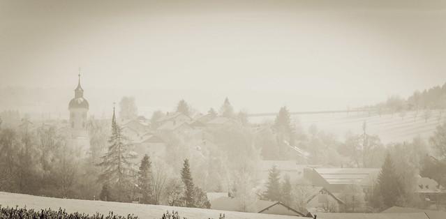 Wunderbarer Winterzauber ...