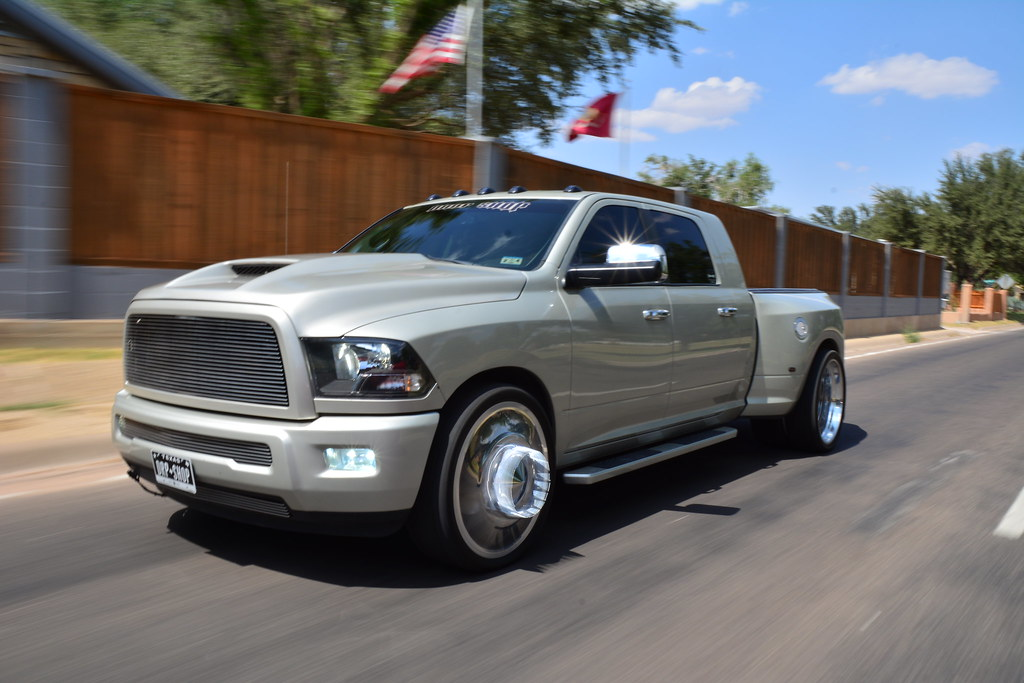 Lifted Lowered 2014 Dodge Ram 26 American Force Wheel Flickr