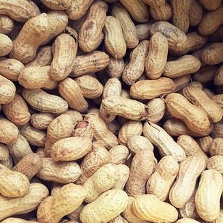Oh nuts! #elevatetheeveryday #peanuts | by katerha