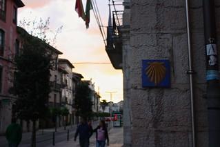 Shell for the Camino del Norte / Vieira del Camino del Norte, Llanes | by Trevor.Huxham