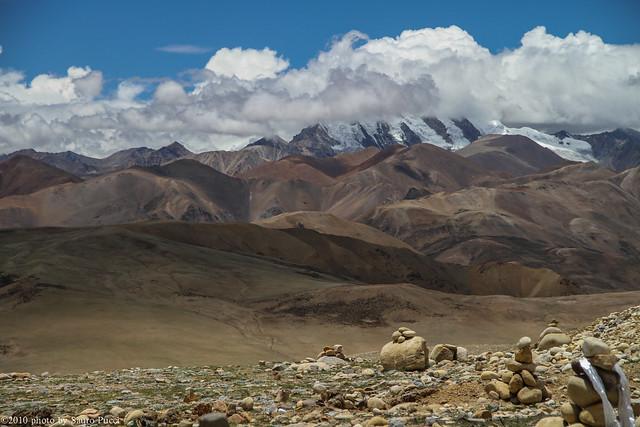 Tibet Agosto 2010