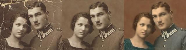 1945 Photo Restoration