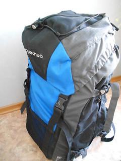 My backpack to travel   by Pavel Polukhin