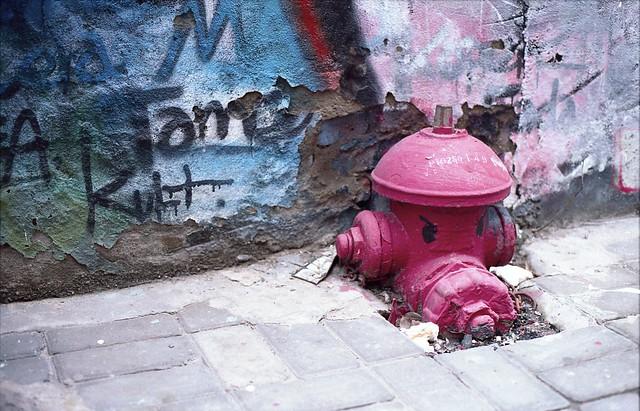 Emerging Fire Hydrant
