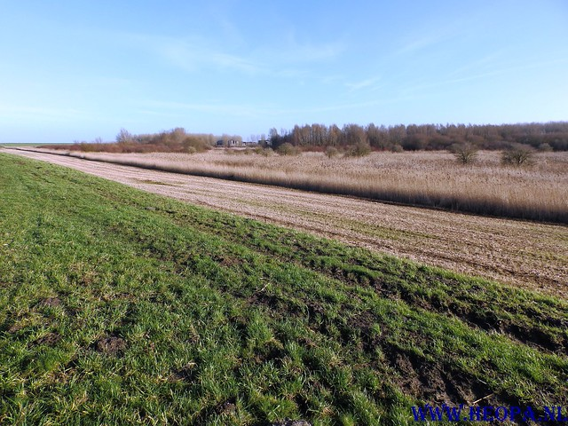 2015-01-17  VOC Wandeltocht Almere  16.5 Km   (18)