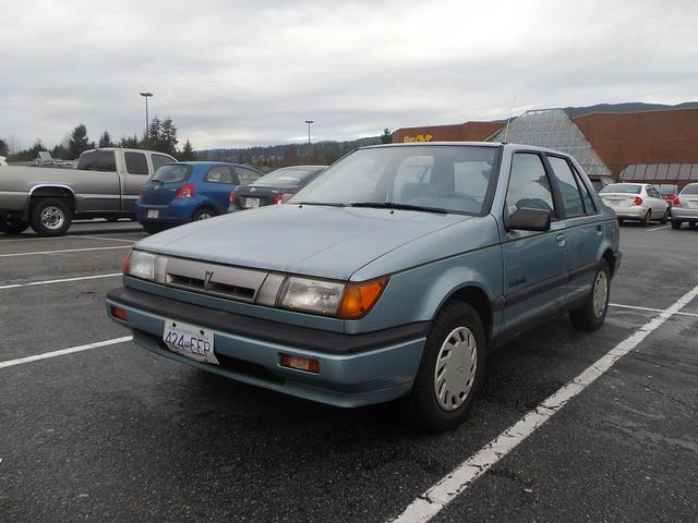 1987 Pontiac Sunburst LE