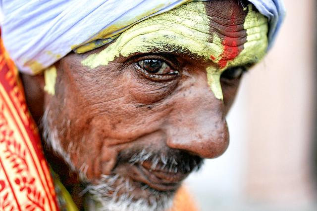 Sadhu by Varanasi