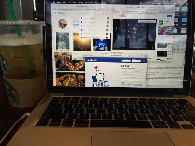 Social Media vs. HW