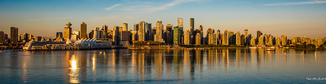 2016 - ms Noordam - Vancouver - Sunrise
