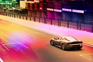 Ferrari à Francorchamps