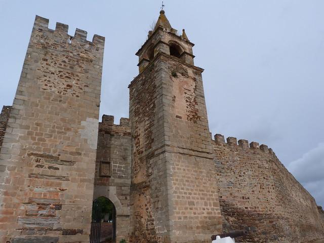 Mourao en Alentejo (Portugal)