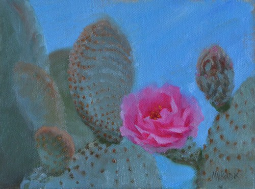 The Cactus Flower