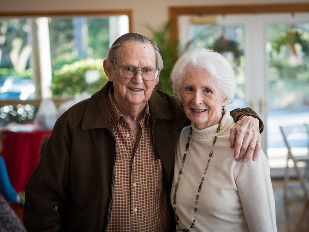 Grandaddy and Betty