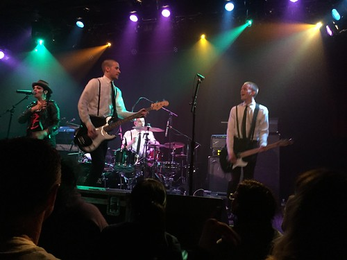 2014-12-02 The interrupters @ the independent | by ecls1
