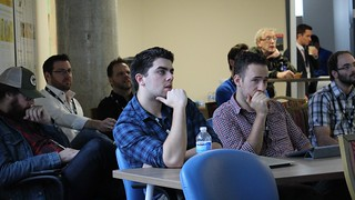 Attentive to Panel Presentation