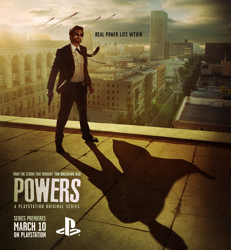 Powers | by PlayStation.Blog