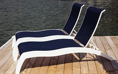 Telescope Casual Dune Chaise Lounges Front