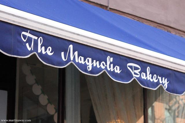 Magnolia Bakery, West Village.