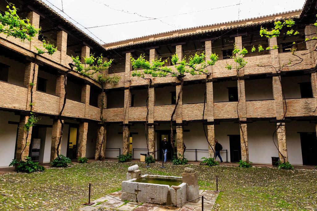 Corral Del Carbon Granada Located In Calle Mariana Pineda Flickr