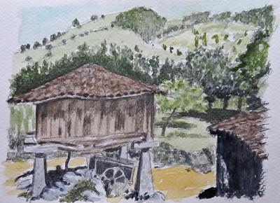 Hórreo (Asturias)
