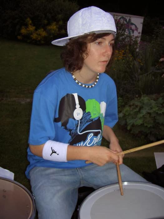 Geburtstagsfest von André am 26. August 2010