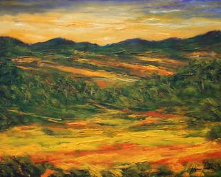 1760-Paisatge 73x92-por Blanco Grané | by Blanco Grané