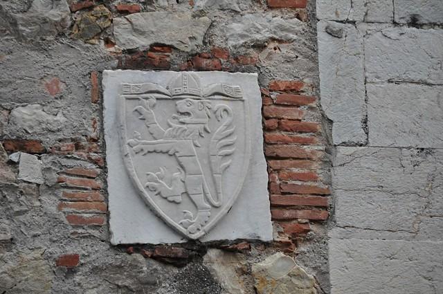 Bandiera sul Castello di Filettole