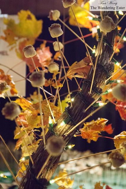 Miso caramel apples by Park Avenue Autumn