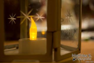 Kerzenschein | Projekt 365 | Tag 330