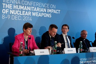 Vienna Conference on the Humanitarian Impact of Nuclear Weapons 8-9 December 2014