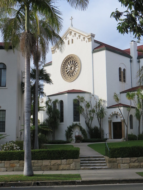 Our Lady Of Sorrows Church in Santa Barbara, CA