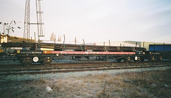 BEA wagon