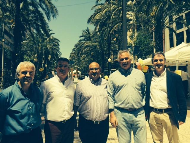 Día de la familia en Alicante