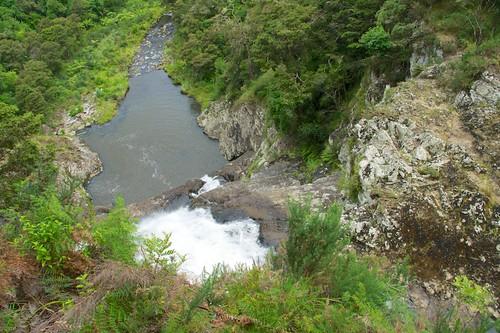 newzealand waterfall northland whangarei tahekefalls tahekeriver