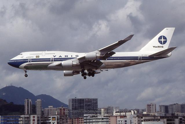 Boeing, 747-441, PP-VPH,