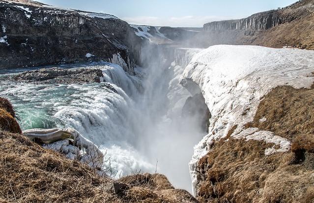 IMGP4935- Iceland - Gullfoss
