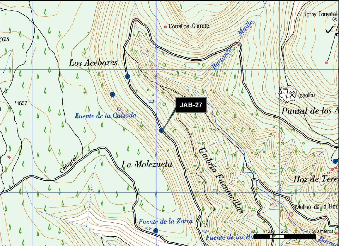 JAB_27_M.V.LOZANO_FUENTECILLAS_MAP.TOPO 2