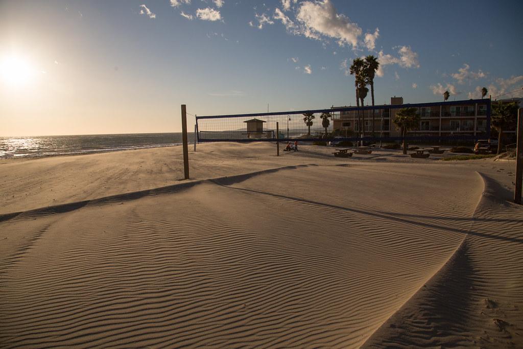 Carpinteria State Beach - Tony Webster