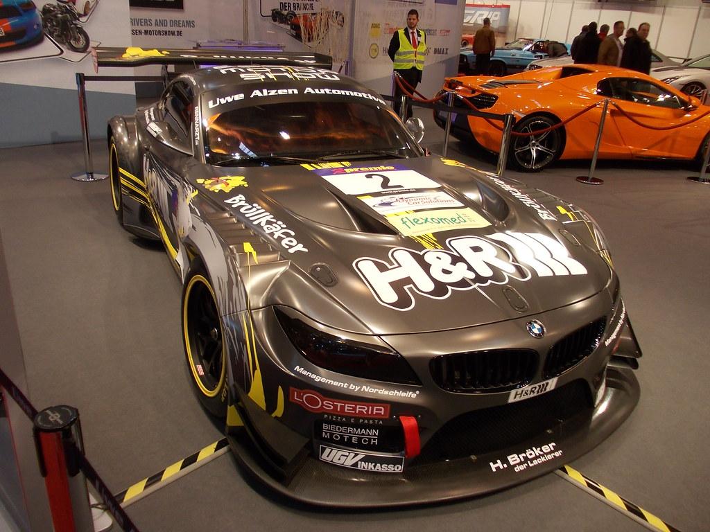 Bmw Z4 E89 Gt3 Essen Motor Show 2014 Hog Troglodyte Flickr