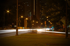 Kalakaua/Kuhio Split taken on 2014-10-22T22:34:04-08:00 by festo808