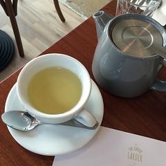 Greek mountain tea @thegreeklarder. My new favourite brew