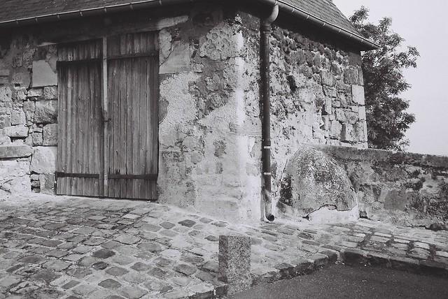 Vieux murs avec