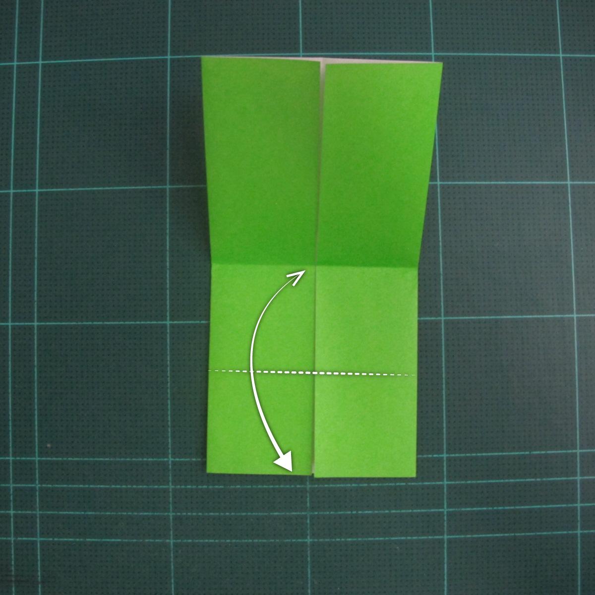 การพับกระดาษเป็นรูปแรด (Origami Rhino) 003