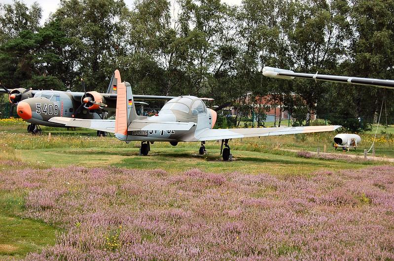 Piaggio P-149D 6
