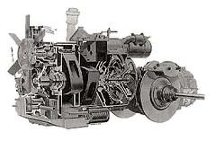 Gambar 3.12 Motor wankel